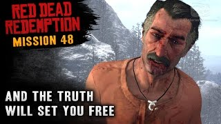 Red Dead Redemption - Mission #48 - And the Truth Will Set You Free (Xbox One)