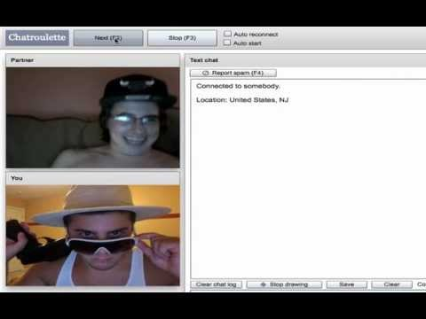 Chatroulette Experience [Scarface Turns Gay Pt. 2]