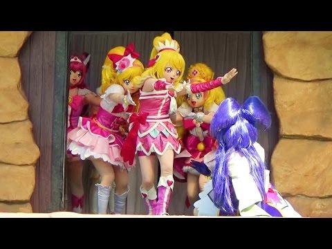 魔法つかいプリキュア! スペシャルショー 歴代プリキュア4人と夢のコラボ 【 握手会 / サイン会 / グリーディング / お別れの挨拶 】 Maho Girls Precure Show