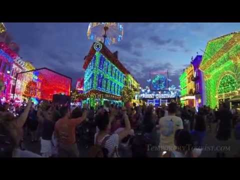 Osborne Family Spectacle Of Dancing Lights 2015 - Opening Sequence