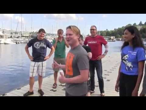 Seattle Tech CFOs Ice Bucket Challenge