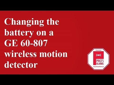 full download how to change smoke detector batteries in ge interlogix part. Black Bedroom Furniture Sets. Home Design Ideas