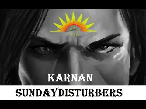 கர்ணன் கதை | Karnan Story | Vasusena | Mahabharata | SundayDisturbers