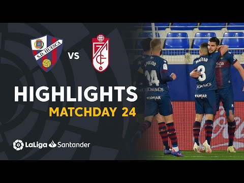 Huesca Granada Goals And Highlights