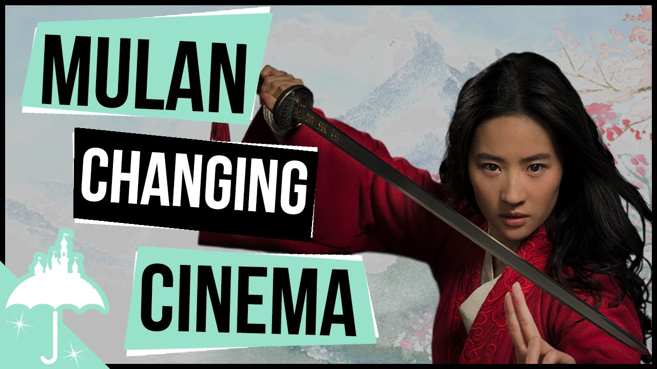 Will Disney's Mulan Change the Movie Industry?