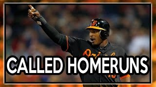 MLB: Predicted Homeruns (HD)