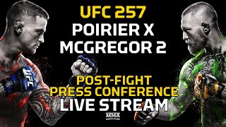 UFC 257: Post-Fight Press Conference LIVE Stream - MMA Fighting