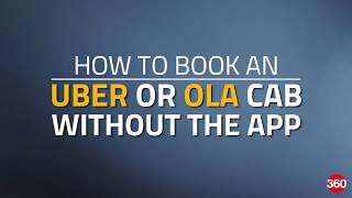 Without Use app uber