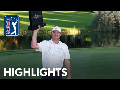 Highlights | Round 4 | THE CJ CUP 2020