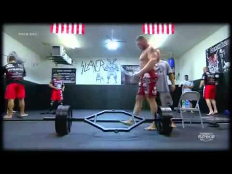 Brock Lesnar   Inspirational Workout.HD