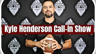 Alabama Crimson Tide Football call in show with Kyle Henderson (LSU PREVIEW)