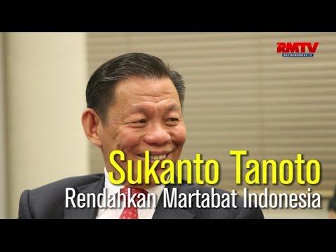 EDITOR'S CHOICE: Sukanto Tanoto Rendahkan...