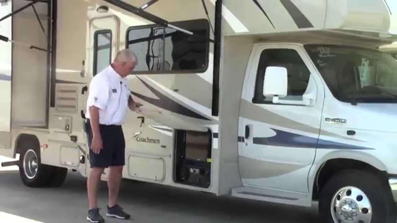 New 2016 Coachmen Leprechaun 320bh Class C Motorhome Rv