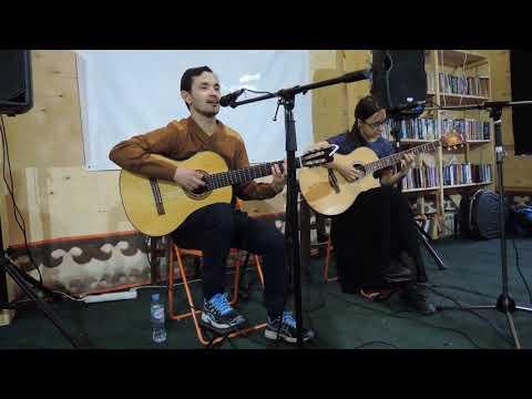Смотреть клип Дуэт ФАРА — Регги-весна (Д. Хмелёв cover) онлайн бесплатно в качестве
