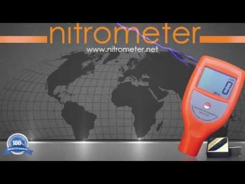 Nitrometer Boya Ölçüm Cihazı 0532 111 01 02 (pbx)