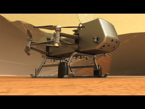 nasa's-dragonfly-will-fly-around-titan-(moon🌜-of-saturn)-looking-for-origins,-signs-of-life