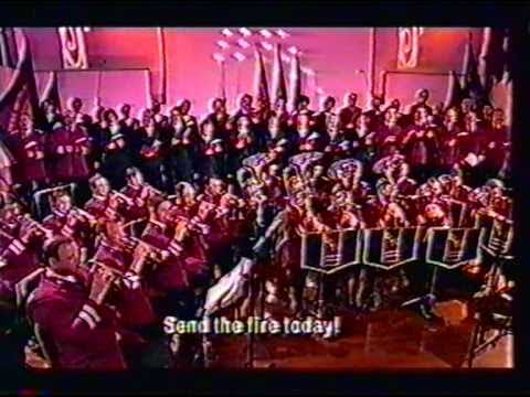 Send The Fire (Salvation Army)