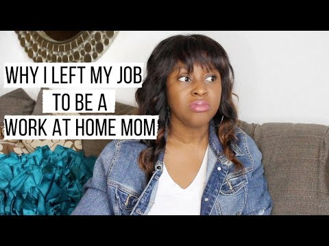 Why I Left My Job to be a Work at Home Mom + Scary Daycare Experience | Stay at Home Mom