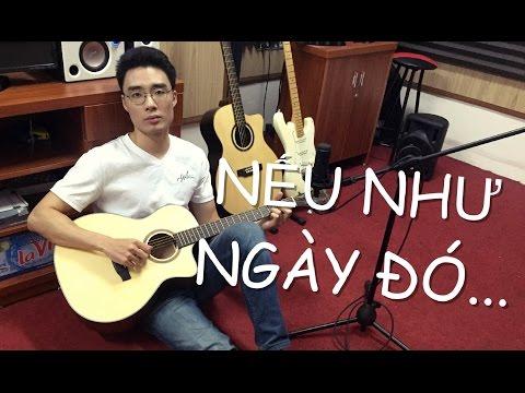 Nếu Như Ngày Đó (Lệ Quyên) - Acoustic Cover by Minh Mon