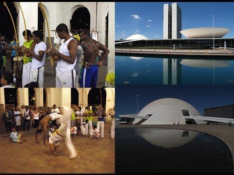 5C. ΒΡΑΖΙΛΙΑ - BRAZIL: Brasília, Veadeiros, Pantanal, Ouro Preto, Rio de Janeiro, Paraty (photos)