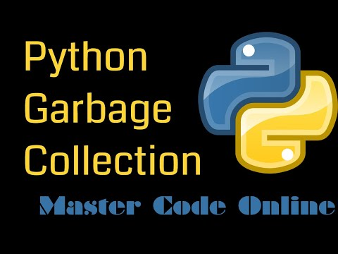 Python Tutorial: Python Garbage Collection - Python Variables #23