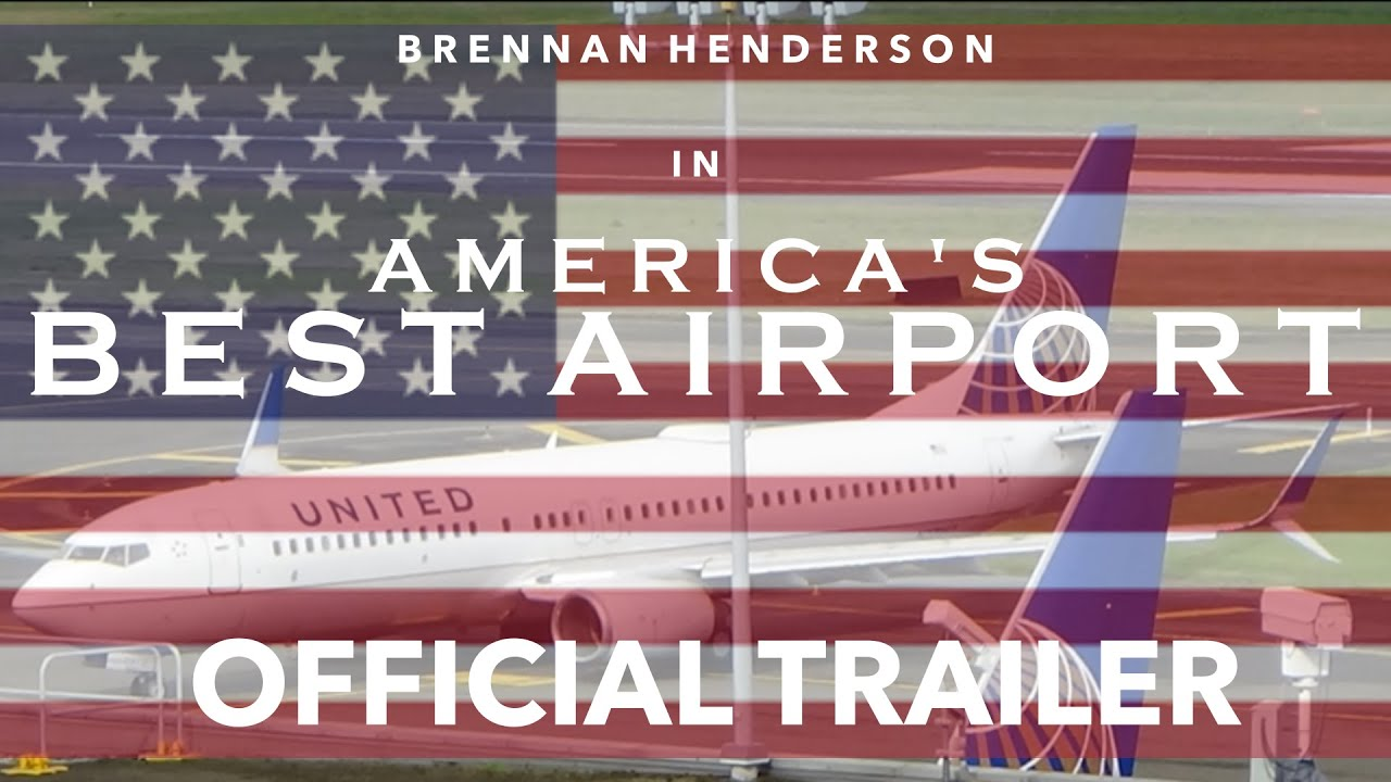 America's Best Airport (2021) Official Trailer (PDX Spotting Movie)