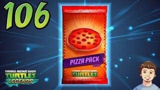 TMNT Legends PvP Donatello LARP Tournament - 106 - Pizza Pack Opening!!! (No Com)