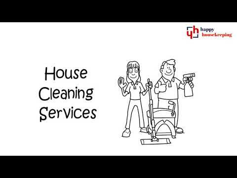 Household Services Provided by Happy Housekeeping Guwahati