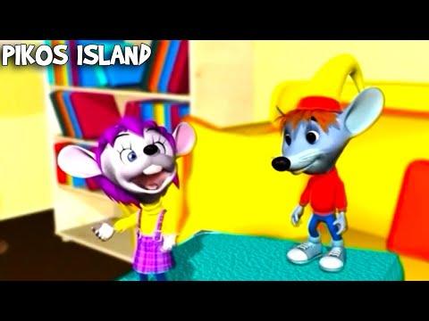 Pikos Island 3.Bölüm   Çizgi Dizi İzle