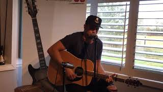 """Eric Ethridge in Studio 89 with Andre makin us crazy with his latest single """"Makin' Me Crazy"""""""