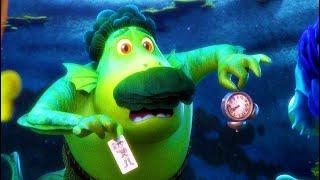 Pixar's LUCA 7 Minutes Clip Compilation