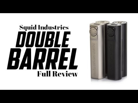 Full Review Of The Squid Industries Double Barrel Mod
