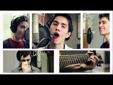 Love The Way You Lie - Sam Tsui - Video Clip.flv