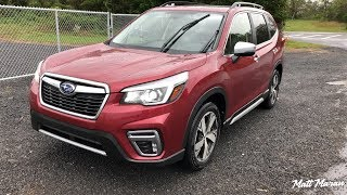 Quick Drive: 2019 Subaru Forester Touring