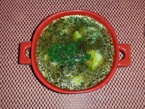 Супа с перловкой