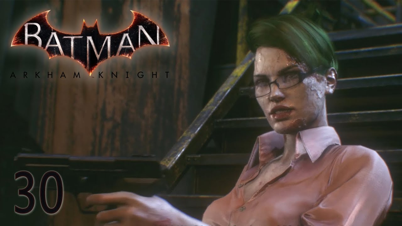 Frau Vom Joker