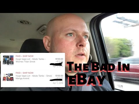 The Not So Fun Part Of EBay - Returns, Fraud, And Lost Packages - Part Time Reseller