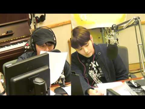 130415 Sukira - Just Like Now (지금처럼) live by Ryeowook & Donghae
