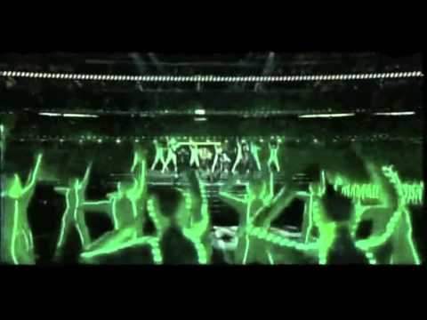 A little of W T White High School Cabarellas Super Bowl XLV Halftime performance