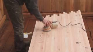 Оригинальный стол делаем своими руками