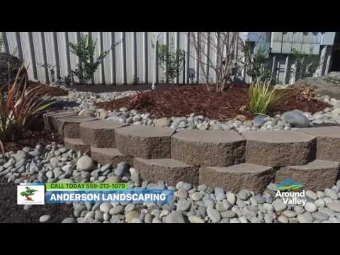 Anderson Landscape & Design Featured On Fox26