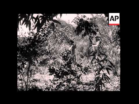 Rhodesian Natives Join In - (Madagascar and Kenya Regiment)