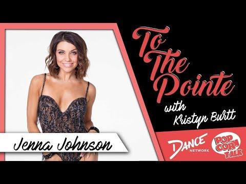 Jenna Johnson – To The Pointe w/ Kristyn Burtt