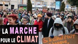 La Marche Pour le Climat : Mon Engagement
