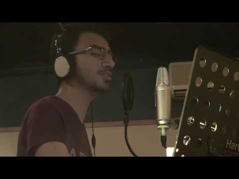 Enta Menni original song from YARA male cover version by reza zakarya (live in studio)