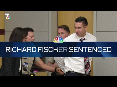 Former Deputy Richard Fischer Sentenced For Assault Charges   Nightly Check-In