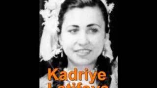 Kadriye Latifova - aman anam garibem