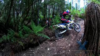 FEELING THE HEAT: riding with Tassie's hard core enduro freaks #297