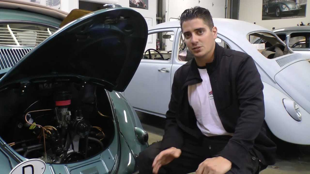 Classic Vw Bugs How To Improve 36hp Beetle Engine Motor