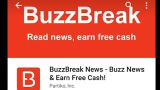 BuzzBreak (Read News &Earn Free Cash) screenshot 1